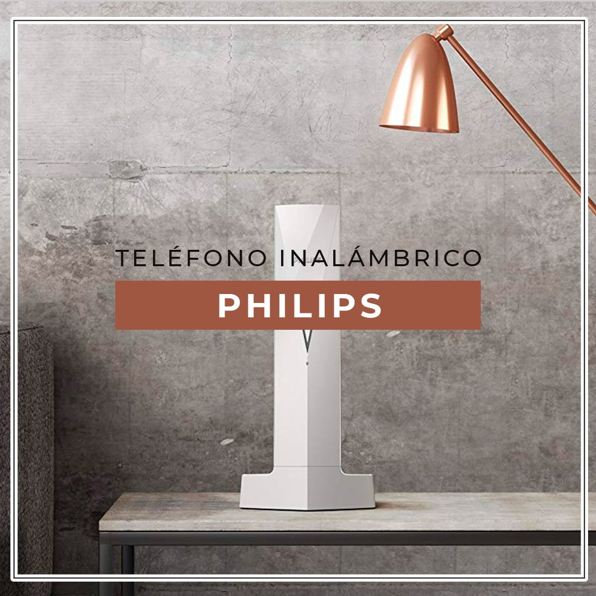 telefono inalambrico philips